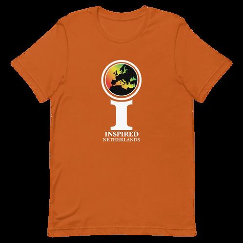 Inspired Netherlands Classic Icon Unisex T-Shirt