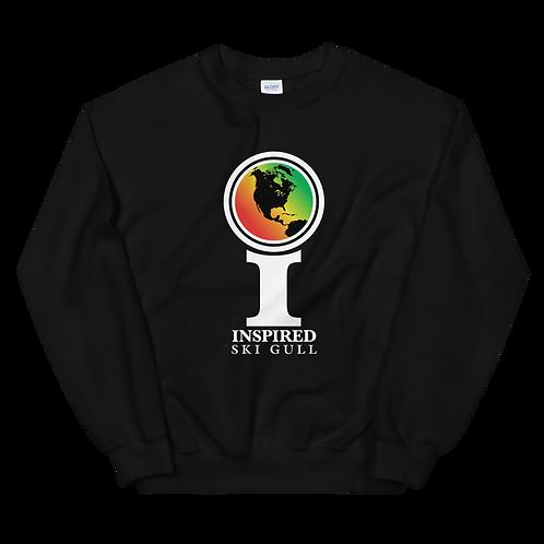 Inspired Ski Gull Classic Icon Unisex Sweatshirt