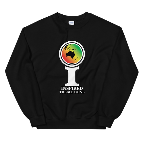 Inspired Treble Cone Classic Icon Unisex Sweatshirt