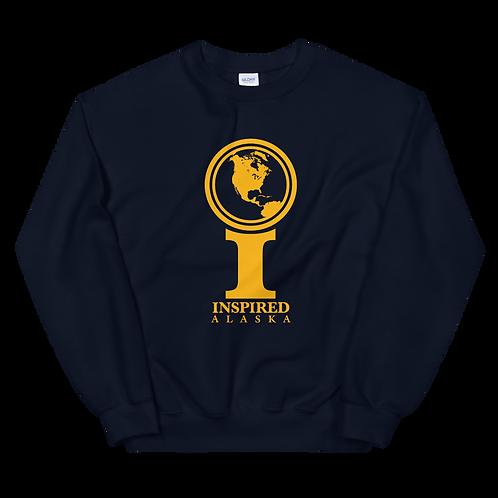 Inspired Alaska Classic Icon Unisex Sweatshirt