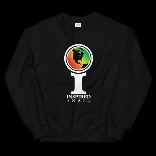 Inspired Snail Classic Icon Unisex Sweatshirt
