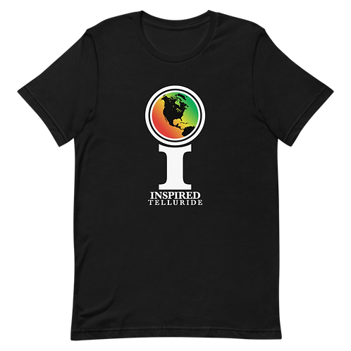 Inspired Telluride Classic Icon Unisex T-Shirt