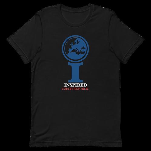 Inspired Czech Republic Classic Icon Unisex T-Shirt
