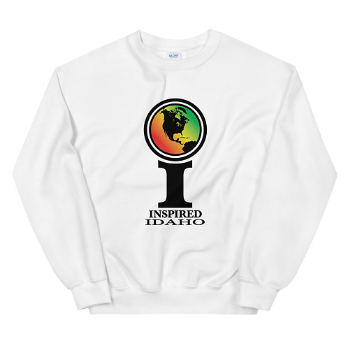 Inspired Idaho Classic Icon Unisex Sweatshirt