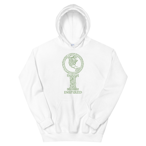 Inspired North America Classic Icon - Ganja Unisex Hoodie