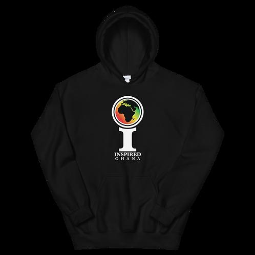 Inspired Ghana Classic Icon Unisex Hoodie