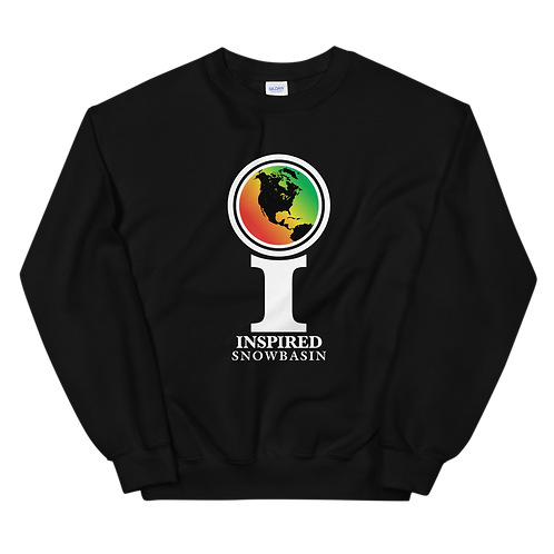Inspired Snowbasin Classic Icon Unisex Sweatshirt