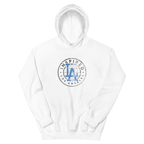 Inspired Los Angeles Signature Unisex Hoodie