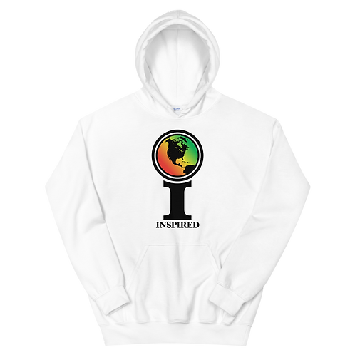 Inspired N.A. Classic Icon Unisex Hoodie