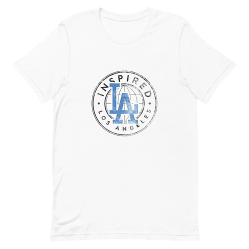 Inspired Los Angeles Signature Unisex T-Shirt
