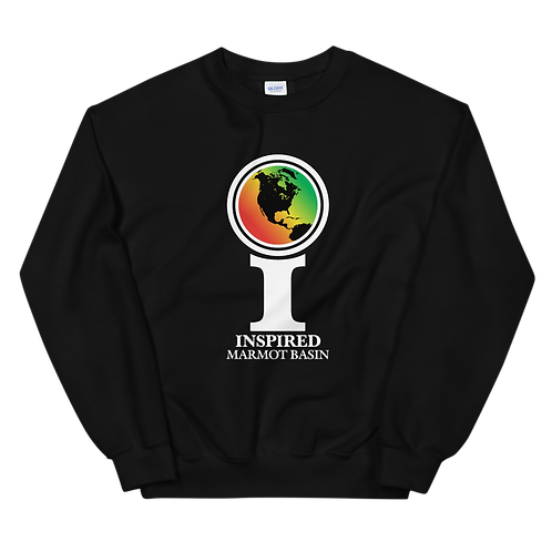 Inspired Marmot Basin Classic Icon Unisex Sweatshirt