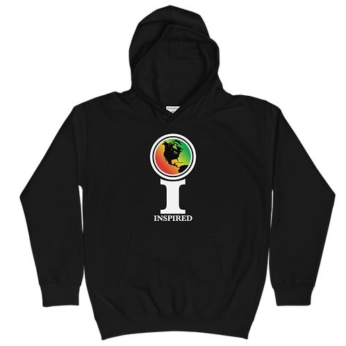 Inspired North America Classic Icon Kids Hoodie