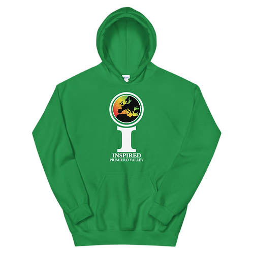 Inspired Primiero Valley Classic Icon Unisex Hoodie