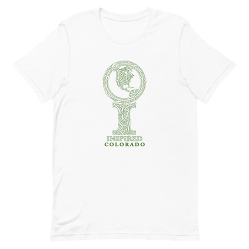 Ganja Colorado Unisex T-Shirt