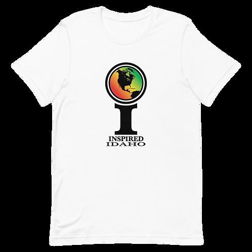 Inspired Idaho Classic Icon Unisex T-Shirt