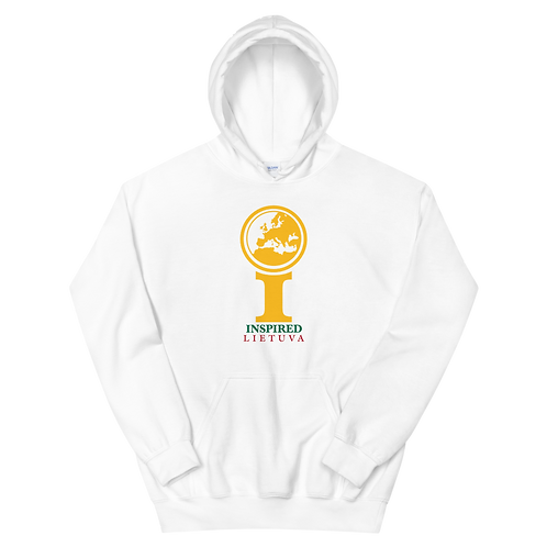 Inspired Lietuva (Lithuania) Classic Icon Unisex Hoodie