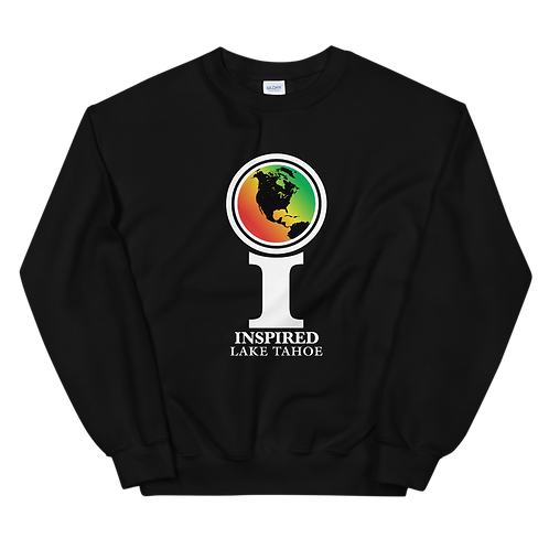 Inspired Lake Tahoe Classic Icon Unisex Sweatshirt