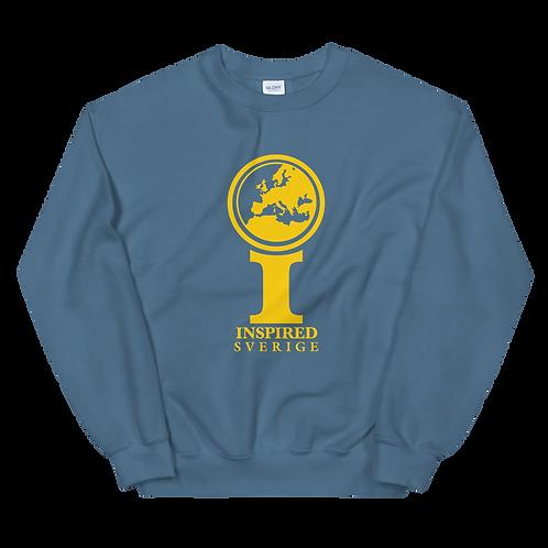 Inspired Sverige (Sweden) Classic Icon Unisex Sweatshirt