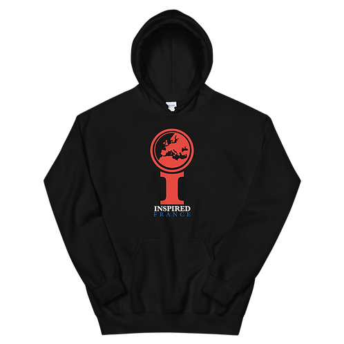 Inspired France Classic Icon Unisex Hoodie