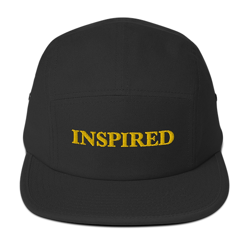 Inspired Five Panel Cap