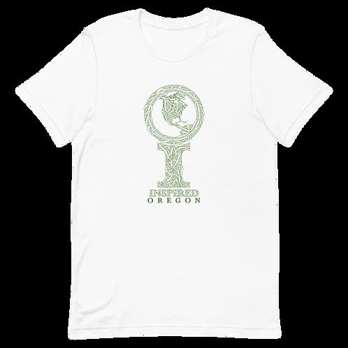 Inspired Oregon Ganja Icon Unisex T-Shirt