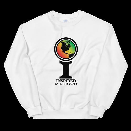 Inspired Mt. Hood Icon Unisex Sweatshirt