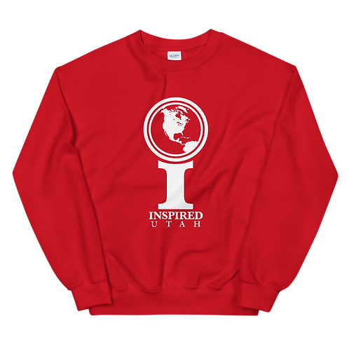 Inspired Utah Classic Icon Unisex Sweatshirt