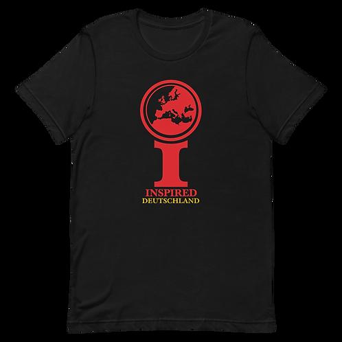 Inspired Deutschland (Germany) Classic Icon Unisex T-Shirt