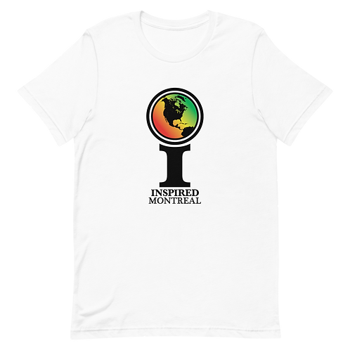 Inspired Montreal Classic Icon Unisex T-Shirt