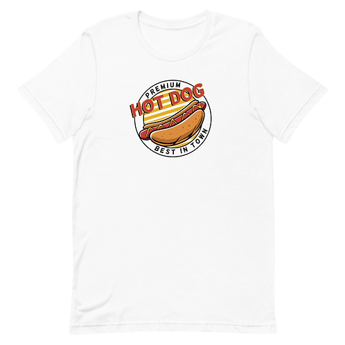 Hot Dog Unisex T-Shirt