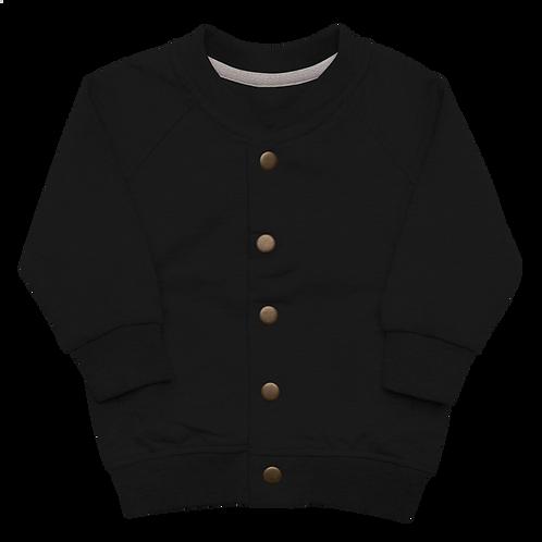 Inspired North America Classic Icon Baby Organic Bomber Jacket