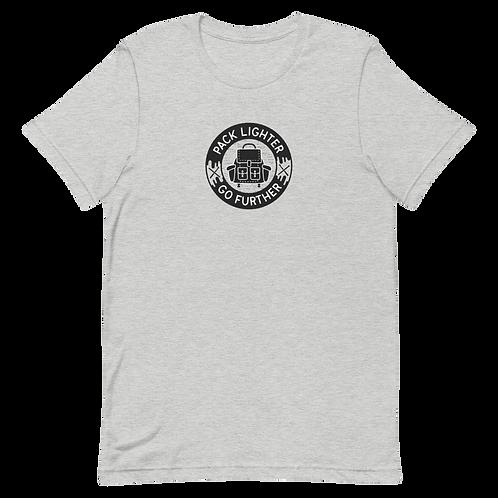 Pack Lighter Go Further Unisex T-Shirt