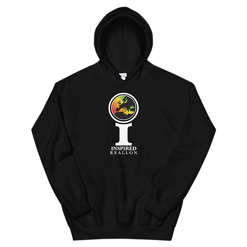 Inspired Réallon Classic Icon Unisex Hoodie