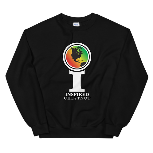 Inspired Chestnut Classic Icon Unisex Sweatshirt