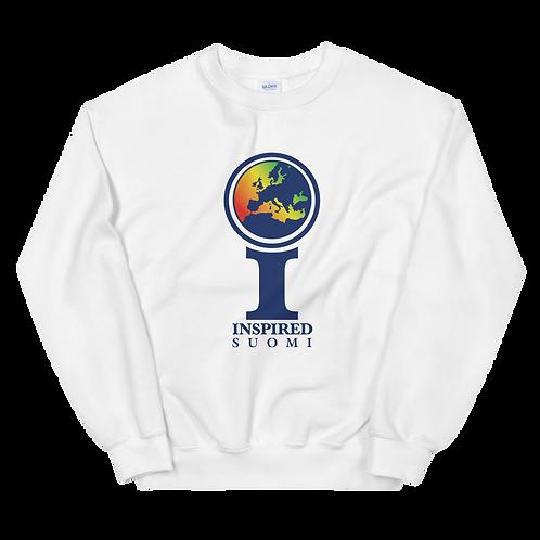 Inspired Suomi (Finland) Classic Icon Unisex Sweatshirt