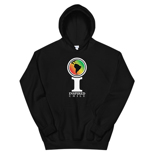 Inspired Chile Classic Icon Unisex Hoodie