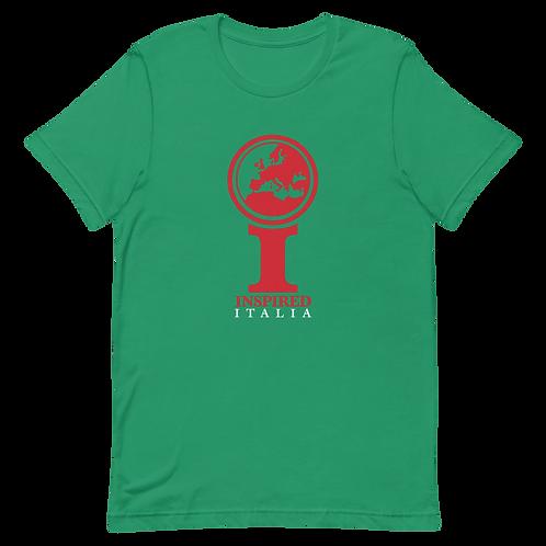 Inspired Italia Classic Icon Unisex T-Shirt