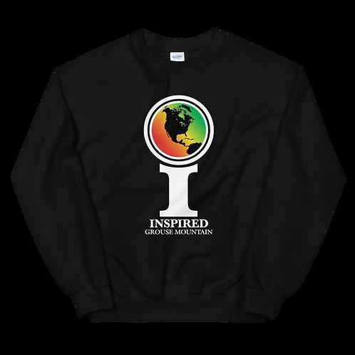 Inspired Grouse Mountain Classic Icon Unisex Sweatshirt