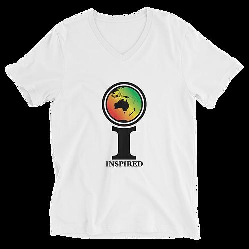 Inspired Oceania Classic Icon Unisex V-Neck T-Shirt