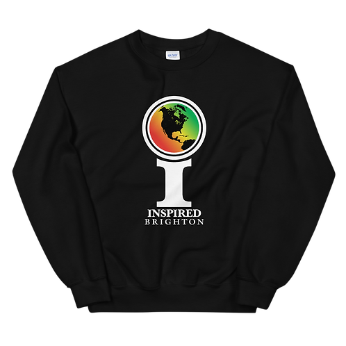 Inspired Brighton Classic Icon Unisex Sweatshirt