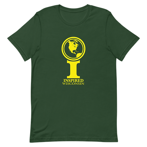 Inspired Wisconsin Classic Icon Unisex T-Shirt