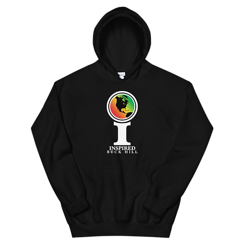 Inspired Buck Hill Classic Icon Unisex Hoodie