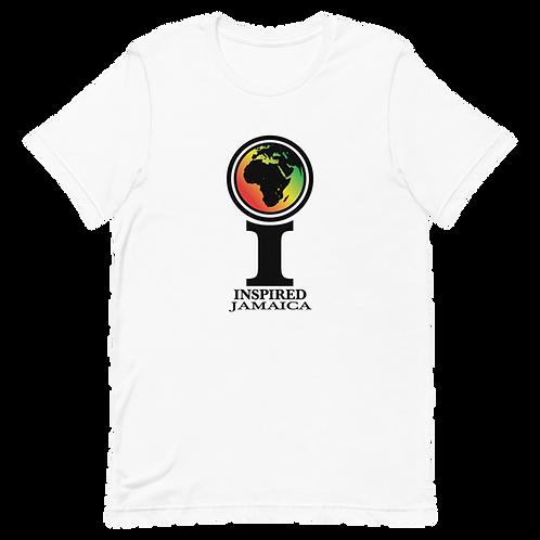 Inspired Jamaica Classic Icon Unisex T-Shirt