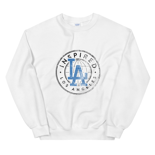 Inspired Los Angeles Signature Unisex Sweatshirt