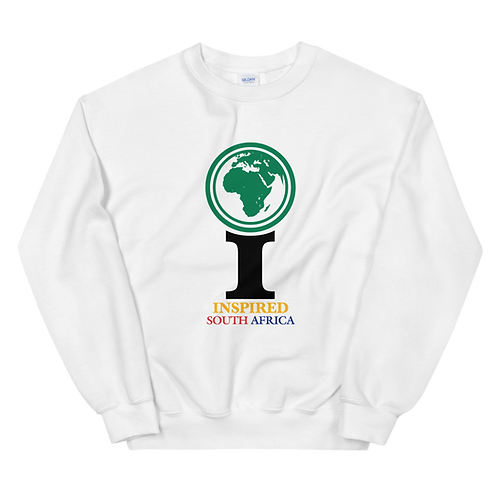 Inspired South Africa Classic Icon Unisex Sweatshirt