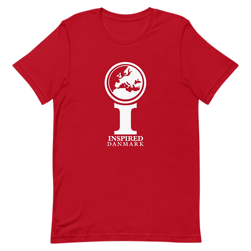 Inspired Danmark Classic Icon Unisex T-Shirt
