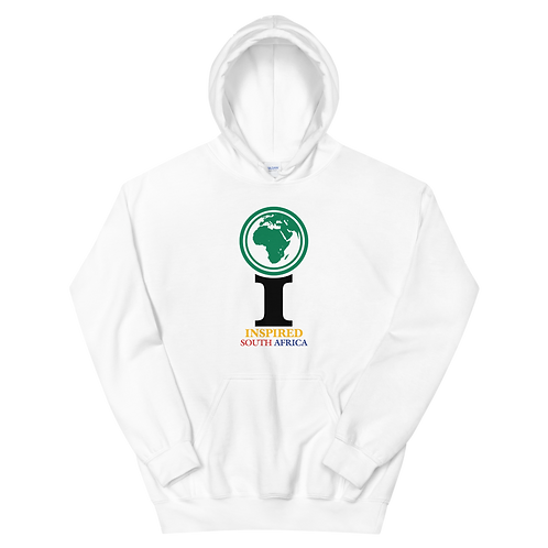 Inspired South Africa Classic Icon Unisex Hoodie