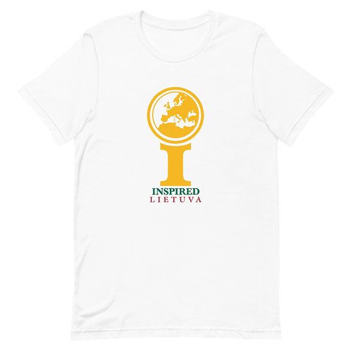 Inspired Lietuva (Lithuania) Classic Icon Unisex T-Shirt