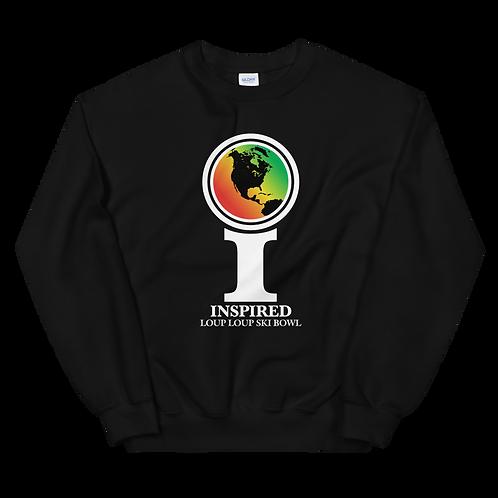 Inspired Loup Loup Ski Bowl Classic Icon Unisex Sweatshirt