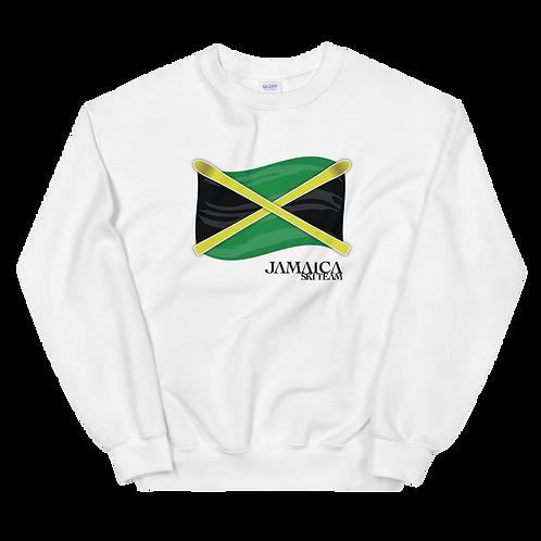 Inspired Jamaica Ski Team Unisex Sweatshirt
